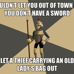 Biggest asshole in Zelda TBH