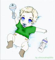 Baby Link O by xXAnimefreak13Xx