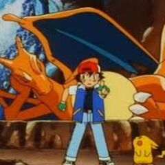 Charizard did demand obedience and respect of His Vicar's reincarnation, Ash Ketchum, for He is holy and will only bless those who are worthy.