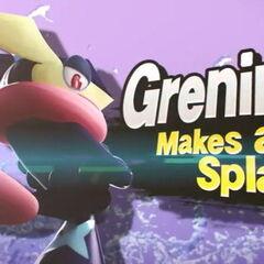 Greninja's reveal tagline.