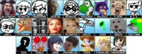 GameFAQs Roster MELEE