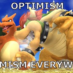 And thus Charizard spake before the other unholy reptiles,