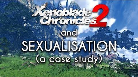 Xenoblade Chronicles 2 and Sexualisation A Case Study