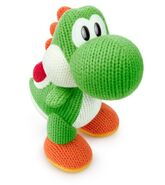CI16 Amiibo Yoshi Woolly world giant image510h