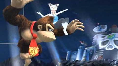 """Super Smash Bros 4 - """"Gamestop Bunny Mascot Trailer"""""""