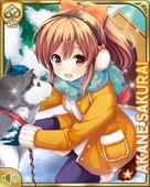 雪遊び15 Akane