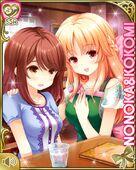 仲良し Nonoka and Kokomi