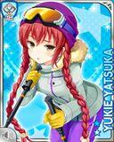 スキー教室+ Yukie