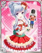 クリスマス17 Yulia