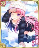 雪遊び15+ Hina
