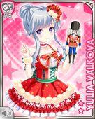 クリスマス17+ Yulia