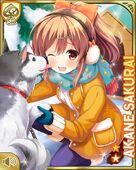 雪遊び15+ Akane