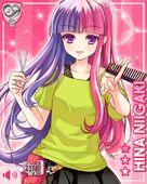 美容師見習 Hina