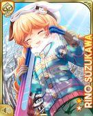 スキー教室+ Rino