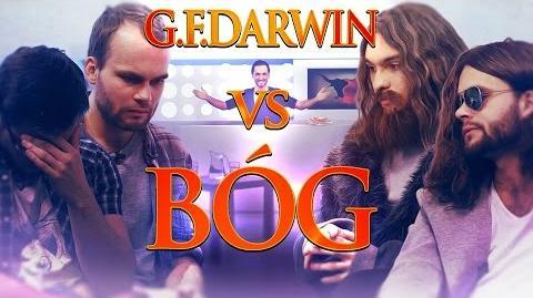 G.F. Darwin vs Bóg