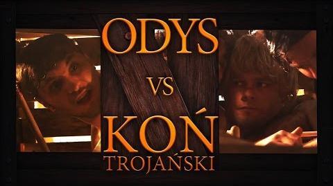 Odys vs Koń Trojański