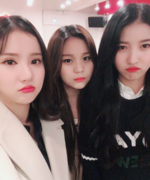 Sowon, Eunha and Umji Insta Update Nov 8, 2017 (1)