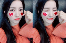 Sowon Insta Update Nov 29, 2017
