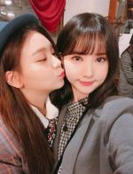 Eunha and Umji Insta Update Nov 1, 2017 (5)