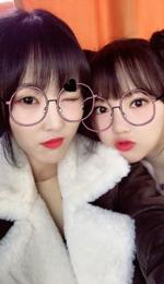 Yerin and Yuju Insta Update Nov 7, 2017 (2)