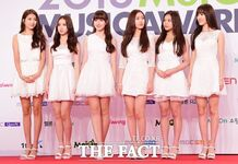 GFRIEND at Melon Music Awards (MMA) 2015 Red Carpet