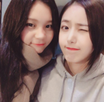 SinB and Umji Insta Update Mar 12, 2018 (2)