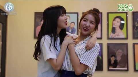 -ENG SUB- 170809 Lee Hongki's Kiss The Radio - Punishment (GFRIEND)