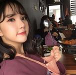 Eunha Insta Update Dec 16, 2017 (2)