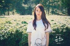Eunha Flower Bud Promo Photo (2)