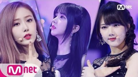 GFRIEND - Time for the moon night Comebace Stage M COUNTDOWN 180503 EP