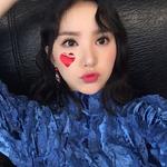Eunha Insta Update Nov 27, 2017