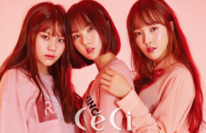 Eunha, Yuju and Umji CéCi Magazine September 2016 Issue (2)
