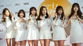 GFRIEND at 31st Golden Disk Awards Red Carpet