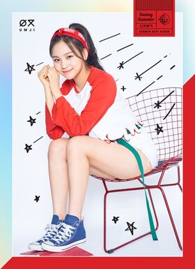 GFriend Sunny Summer Umji 2