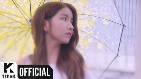 MV GFRIEND(여자친구) Summer Rain(여름비)