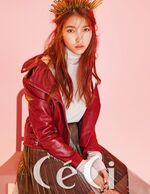 Sowon CeCi September 2016