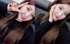 Sowon Insta Update Mar 3, 2018