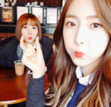 Eunha and SinB Insta Update Jun 3, 2017 (3)