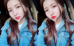 Sowon Insta Update Mar 25, 2018 (2)