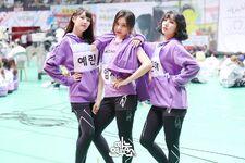 ISAC 2018 Yerin, Umji, & Eunha