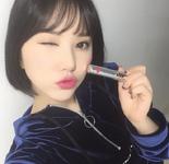 Eunha Insta Update Jan 20, 2018