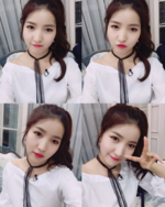 Sowon Insta Update Jun 1, 2017