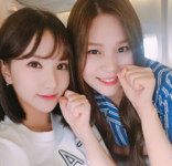 Eunha and Umji Insta Update Jul 8, 2017 (1)