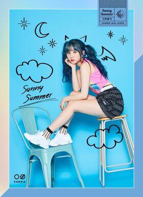 GFriend Sunny Summer Eunha 3