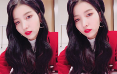 Sowon Insta Update Dec 17, 2017 (1)