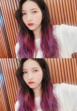 Sowon Insta Update Jun 8, 2018
