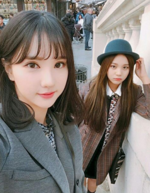 Eunha and Umji Insta Update Nov 1, 2017 (1)