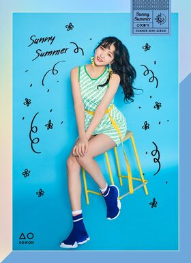 GFriend Sunny Summer Sowon 3