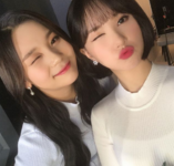 Eunha and Umji Insta Update Jan 25, 2018 (2)