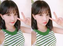 Eunha Insta Update Oct 2, 2017 (2)